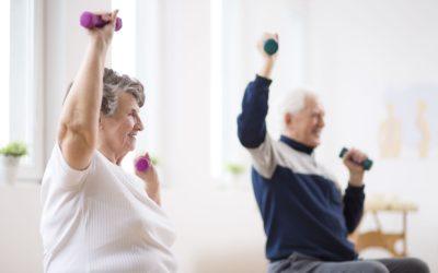 Se retoman las actividades grupales para mayores