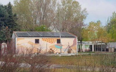 La apuesta de Rágama para ahorrar en consumo energético de instalaciones municipales